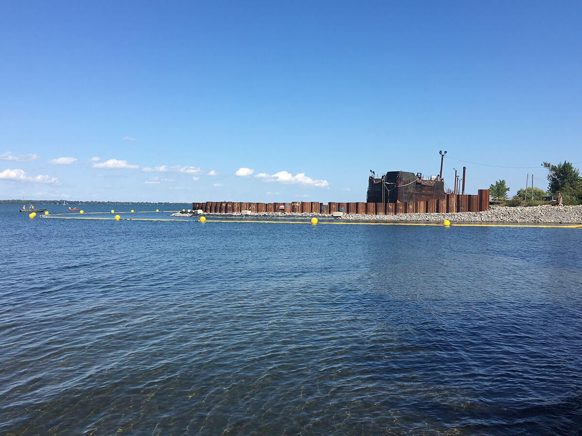 Sécurité environnementale et nautique - Environnement - Terraquavie Environnement & Géosynthétiques